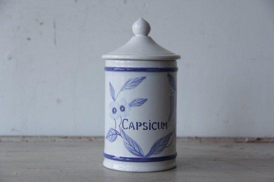 """LONGCHAMP 薬草のキャニスターF """"CAPSICUM"""""""