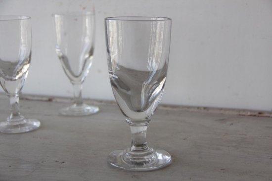 吹きガラスのビストログラスA