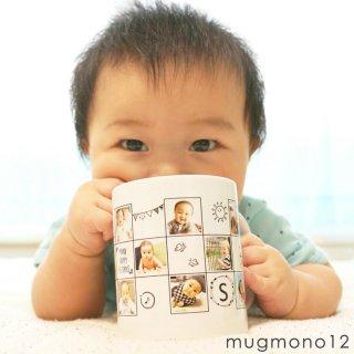 ベビフルマグカップ[mugmono12]