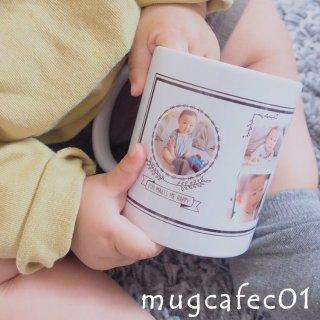 ベビフルマグカップ[mugcafec01]