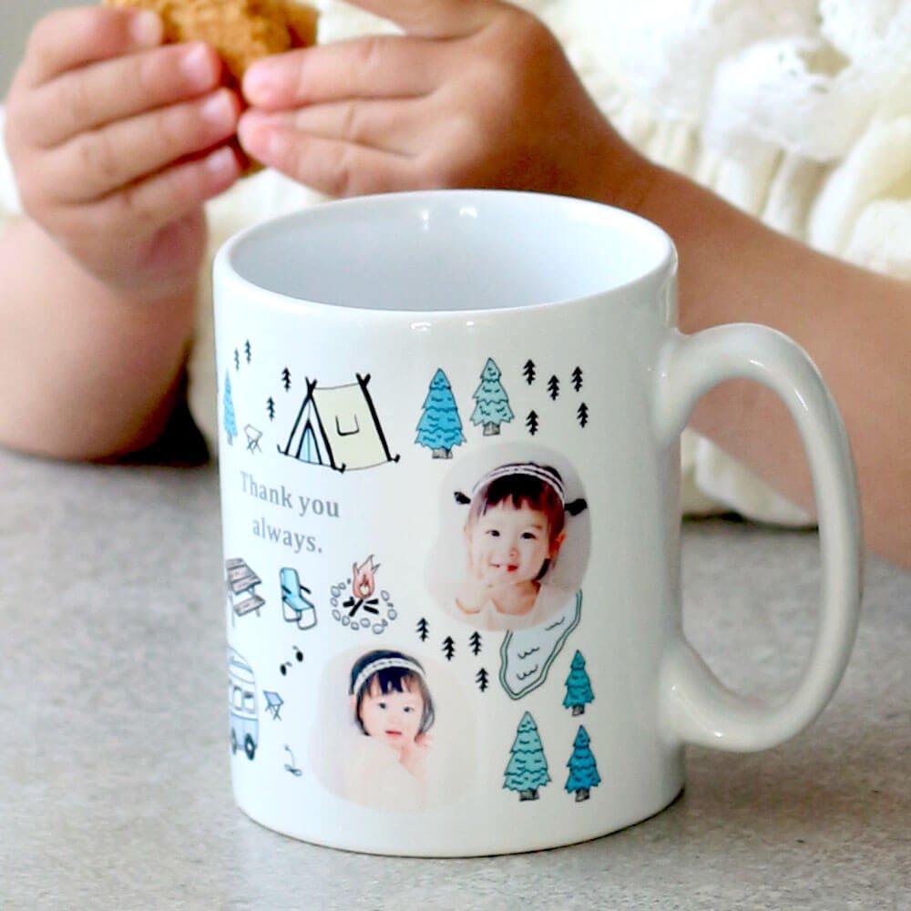 ベビフルマグカップ[mugpastelcuty]