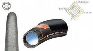 Sprinter(前後2本セット)