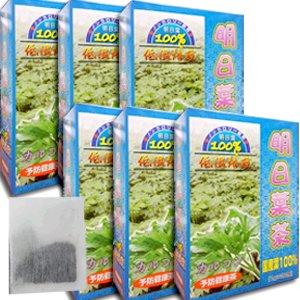 明日葉茶 6箱セット【1g×30包×6箱】