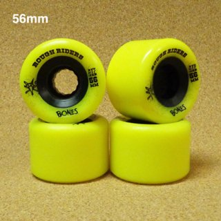 BONES ソフトウィール ATF ROUGH RIDER 56mm YELLOW