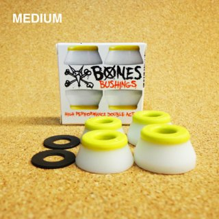 BONES HARDCORE BUSH MEDIUM WHITE
