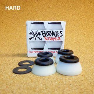 BONES HARDCORE BUSH HARD WHITE