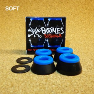 BONES HARDCORE BUSH SOFT BLACK