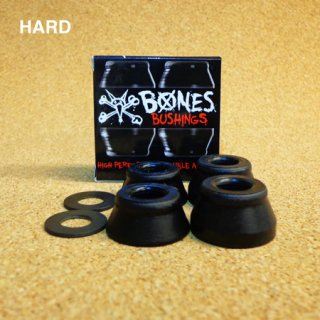BONES HARDCORE BUSH HARD BLACK