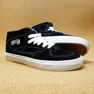 <img class='new_mark_img1' src='https://img.shop-pro.jp/img/new/icons16.gif' style='border:none;display:inline;margin:0px;padding:0px;width:auto;' />VANS HALF CAB BLACK/WHITE