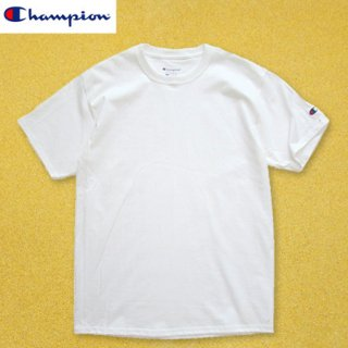 <img class='new_mark_img1' src='https://img.shop-pro.jp/img/new/icons1.gif' style='border:none;display:inline;margin:0px;padding:0px;width:auto;' />Champion T4250 6oz Heritage Jersey Tシャツ WHITE