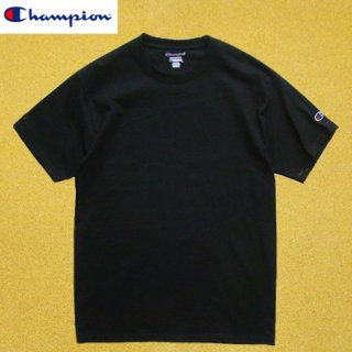 <img class='new_mark_img1' src='https://img.shop-pro.jp/img/new/icons1.gif' style='border:none;display:inline;margin:0px;padding:0px;width:auto;' />Champion T4250 6oz Heritage Jersey Tシャツ BLACK