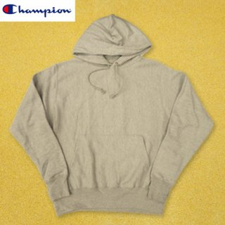 <img class='new_mark_img1' src='https://img.shop-pro.jp/img/new/icons1.gif' style='border:none;display:inline;margin:0px;padding:0px;width:auto;' />Champion F1051 12oz Reverse Weave Parka  OXFORD GREY