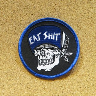DOG TOWN PATCH ワッペン EAT SHIT 4インチ
