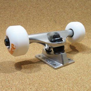 REPTILE コンプリート用パーツセット JUICE 53mm WHITE (ハードウィール)(ビス付き)(デッキと購入で¥5000)