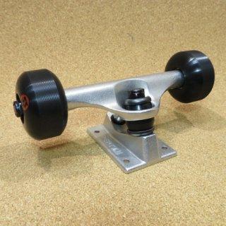 REPTILE コンプリート用パーツセット JUICE 53mm BLACK (ハードウィール)(ビス付き)(デッキと購入で¥5000)