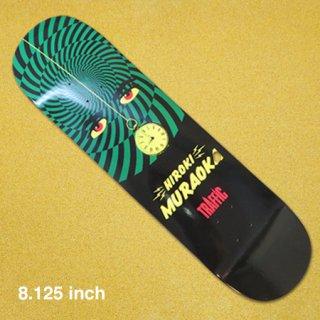 TRAFFIC  デッキ HIROKI HYPNOTIZED 8.125インチ