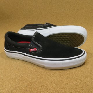 <img class='new_mark_img1' src='https://img.shop-pro.jp/img/new/icons16.gif' style='border:none;display:inline;margin:0px;padding:0px;width:auto;' />VANS SLIP ON PRO BLACKOUT