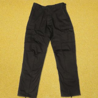 <img class='new_mark_img1' src='https://img.shop-pro.jp/img/new/icons1.gif' style='border:none;display:inline;margin:0px;padding:0px;width:auto;' />ROTHCO(ロスコ) BDU CARGO PANTS BLACK