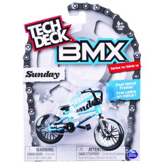 <img class='new_mark_img1' src='https://img.shop-pro.jp/img/new/icons25.gif' style='border:none;display:inline;margin:0px;padding:0px;width:auto;' />TECH DECK BMX SUNDAY SurfBlue フィンガーバイク