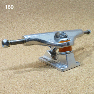 INDEPENDENT TRUCK 169 SILVER STANDARD (単品)