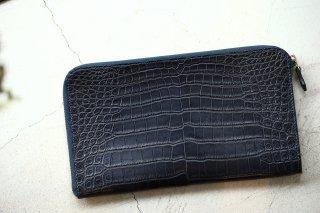 【ご予約】Cisei × 山本製鞄 Crocodile Document Case Small (クロコダイル ドキュメントケース スモール)