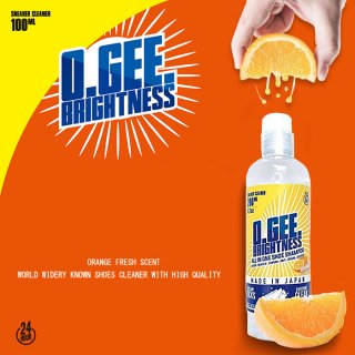O.Gee.Brightness : ORANGE FRESH SCENT 6.7oz 200ml