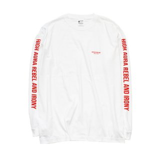 HIGHAURA LOGO L/S SHIRTS