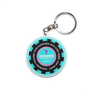 HIGHAURA : CHIP KEY RING