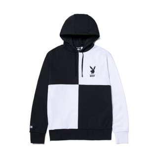 <img class='new_mark_img1' src='https://img.shop-pro.jp/img/new/icons3.gif' style='border:none;display:inline;margin:0px;padding:0px;width:auto;' />HUF : PLAYBOY COLOR BLOCK P/O HOODIE