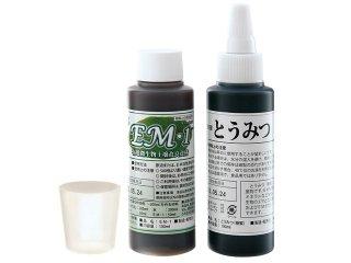 EM入門セット(EM1・糖蜜・計量カップ・説明書付)