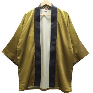 [Happi.Tokyo]オリジナルデザインはっぴ(法被)-シャンパンゴールド