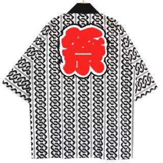 [Happi.Tokyo 祭コレクション]【祭(まつり)帯セット】#10