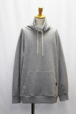 High-neck Sweat Pull-over