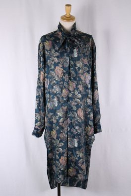 Paisley JQ Floral Regular Color Long Shirts