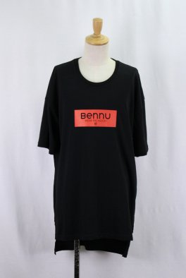 Box logo Hem Step Big Tee
