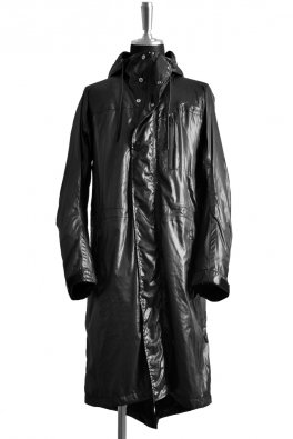 Water Repellent M-51 Hooded Coat