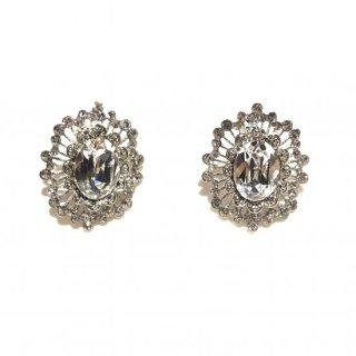 ミリースダッド スワロフスキーイヤリング | Milly Stud Swarovski Crystal Earrings