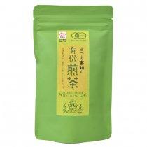 有機煎茶ティーバッグ:25g(宝箱)