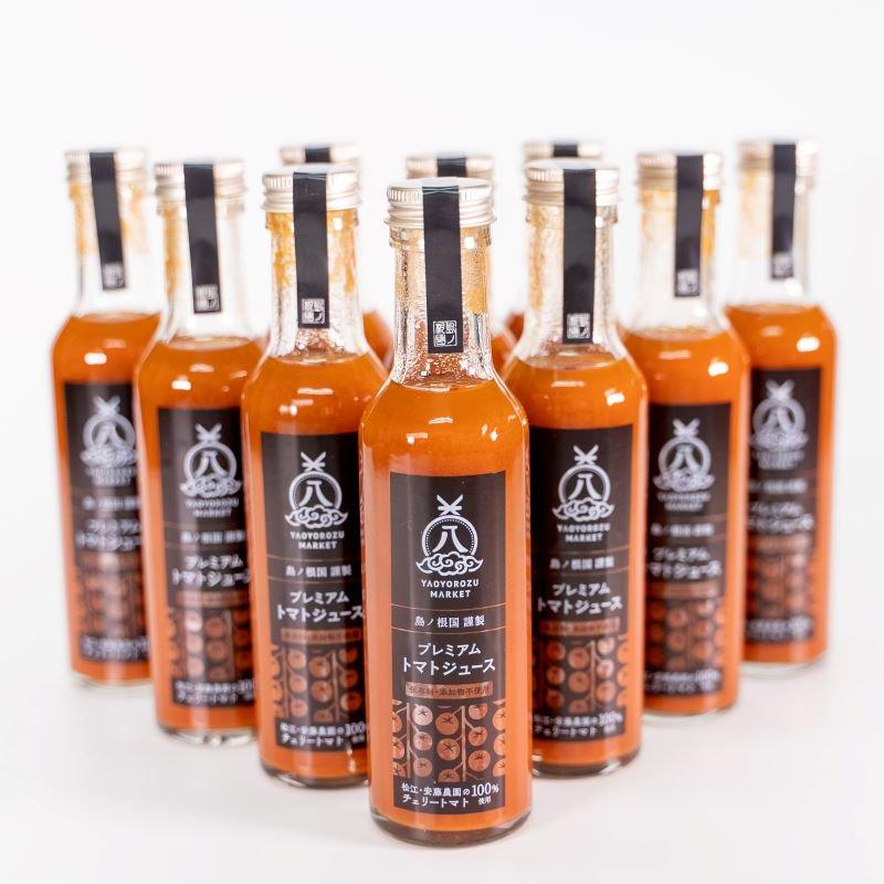 安藤農園のプレミアムトマトジュース10本セット