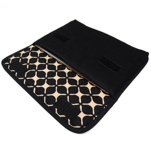 iPad mini4ケース:FILO(ブラック・キャロル)