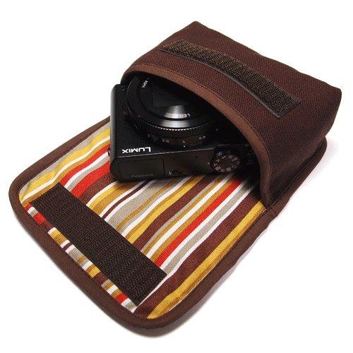 カメラケース デジカメ LUMIX LX9ケース(ココア)