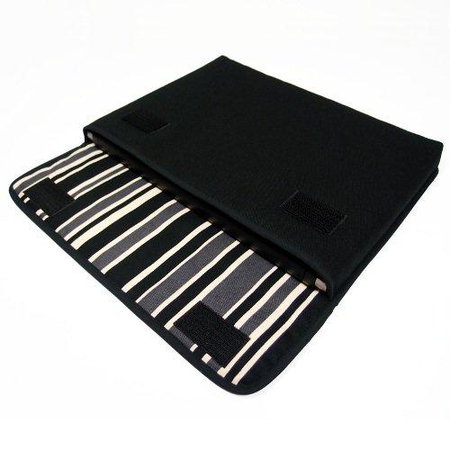 dynabook RX73ケース:FILO(ブラック・カーボンストライプ)