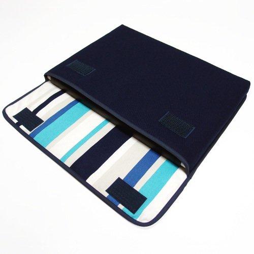 dynabook RX73ケース:FILO(ネイビー・ストライプ)