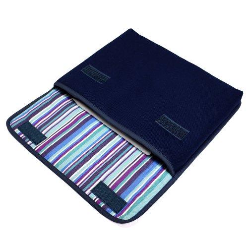 11インチ iPad Proケース・第4世代 iPad Airケース「FILO」(ネイビー・アズーリ)