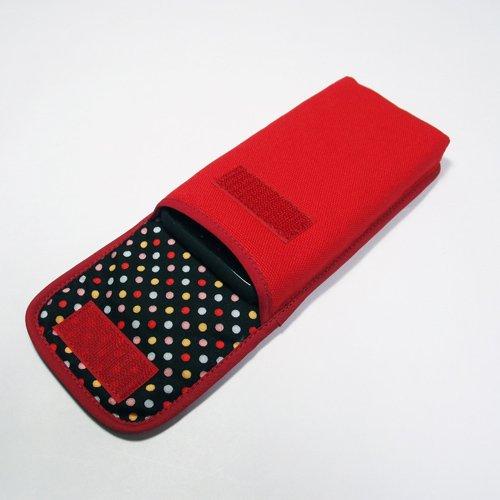 iPhone 11 Pro Maxケース(レッド)--ベルトなし