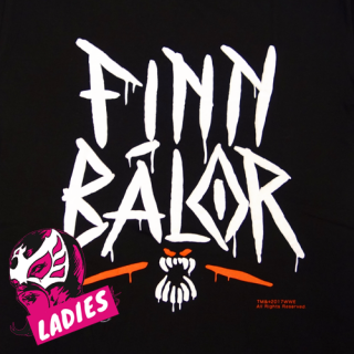 WWE FINN BALOR×HAOMING Tshirt -Ladies-