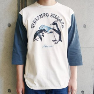 Penguin 3/4 SLEEVE Tshirt