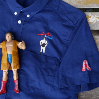 ANDRE THE GIANT OX S/S SHIRT