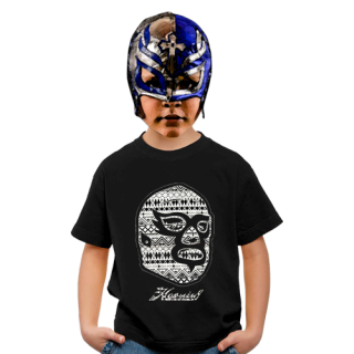 <img class='new_mark_img1' src='//img.shop-pro.jp/img/new/icons15.gif' style='border:none;display:inline;margin:0px;padding:0px;width:auto;' />ICON AKT MASK Tshirt (Kids/100cm)