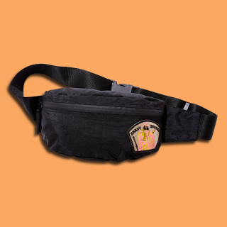 <img class='new_mark_img1' src='//img.shop-pro.jp/img/new/icons15.gif' style='border:none;display:inline;margin:0px;padding:0px;width:auto;' />HAOMING×RANDY SAVAGE HIP BAG